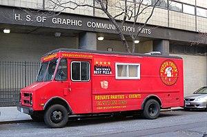 Food Truck Saint Cyr Sur Morin