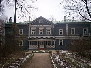 Klin, Klinsky District, Moscow Oblast - Museum of Pyotr Ilyich Tchaikovsky in Klin