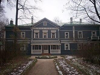 Klin, Klinsky District, Moscow Oblast - Museum of Pyotr Ilyich Tchaikovsky in Klin