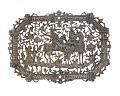 Plåtskiva med ryttare,1800-tal - Hallwylska museet - 110575.tif