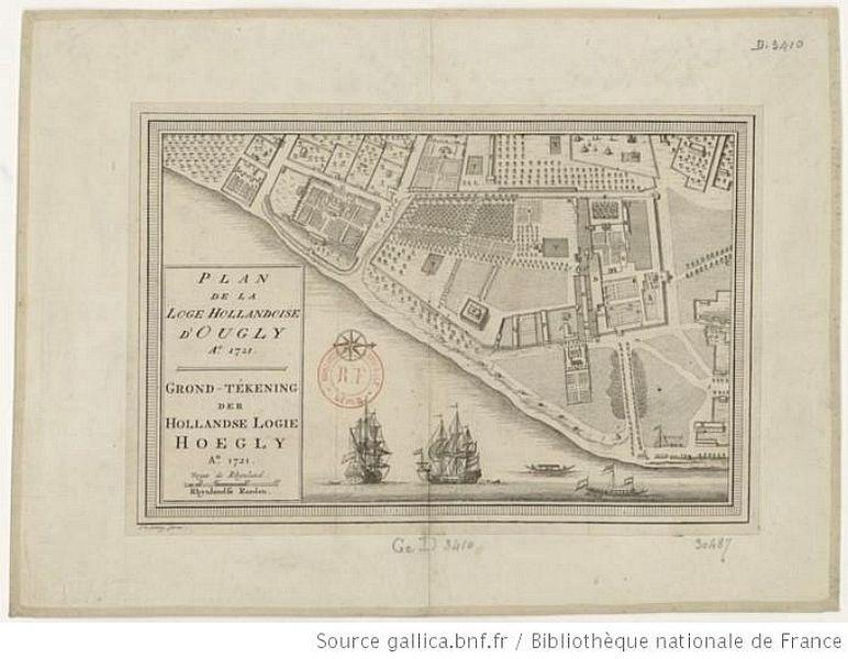 File:Plan de la loge hollandaise à Hougly.jpg