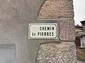 Plaque Chemin Pierres - Solutré-Pouilly (FR71) - 2021-03-02 - 2.jpg