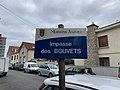 Plaque Impasse Bouvets - Maisons-Alfort (FR94) - 2021-03-22 - 2.jpg