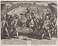 Plate 22- Civilis Separates German and Dutch Troops, from The War of the Romans Against the Batavians (Romanorvm et Batavorvm societas) MET DP863056.jpg