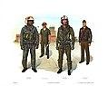 Plate IX, Aviation Clothing - U.S. Marine Corps Uniforms 1983 (1984), by Donna J. Neary.jpg