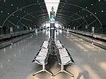 Platform of Longyang Road Station (Shanghai Maglev) 7.jpg