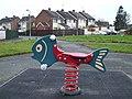 Play area, McClay Park, Omagh - geograph.org.uk - 1091478.jpg