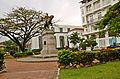 Plaza Herrera en honor al General T. Herrera.JPG