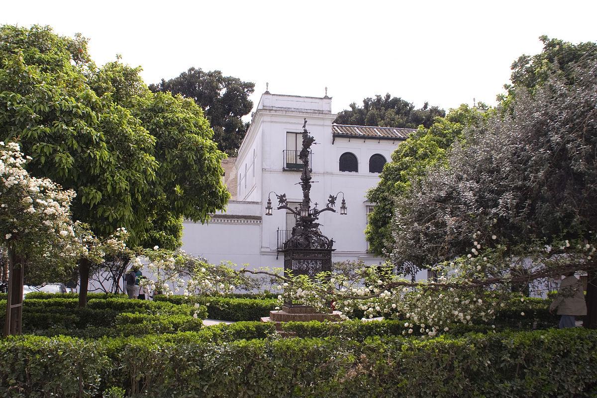 Plaza de Santa Cruz Sevilla