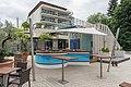 Poertschach Johannes-Brahms-Promenade Strandbar Passion 15062015 4810.jpg