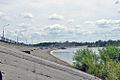 Poland Sulejowski Reservoir Dam.jpg