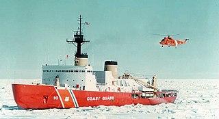 heavy icebreaker ship