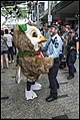 Police dancing in Brisbane Mall-1 (31388209991).jpg