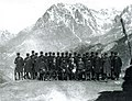 Policemen and civilians in Northern Albania (Carleton Coon, 1929).jpg