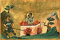 Polyeuctus at Caesarea (Menologion of Basil II).jpg