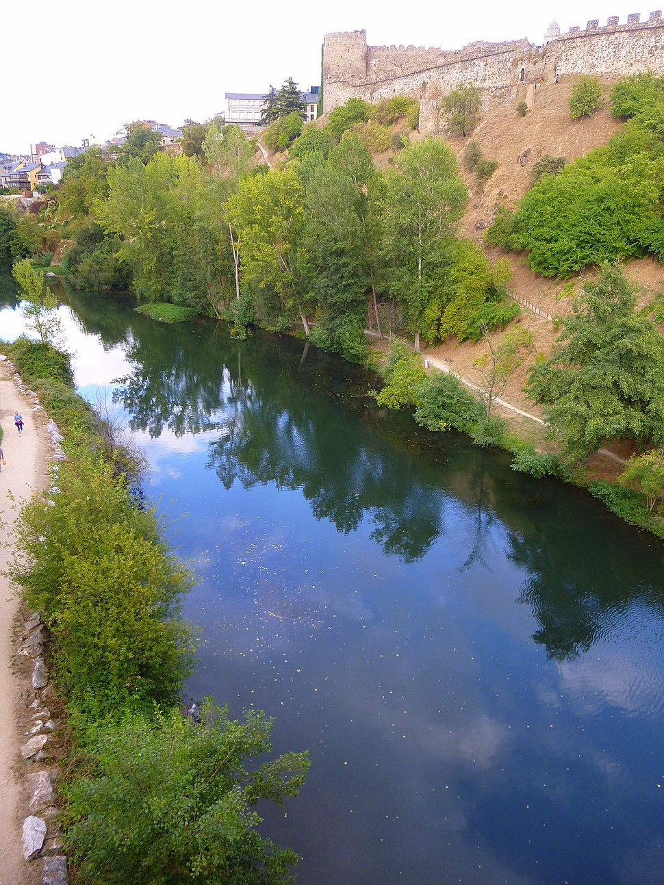 Ponferrada - Río Sil