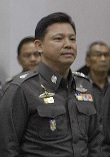 Pongsapat Pongcharoen Thai police officer