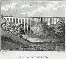 Pont Cysyllty aqueduct
