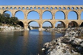 Gardon - Pont du Gard