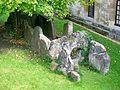 Pontoise (95), musée Tavet-Delacour, 4 rue Lemercier, galerie couverte de Dampont à Us.jpg
