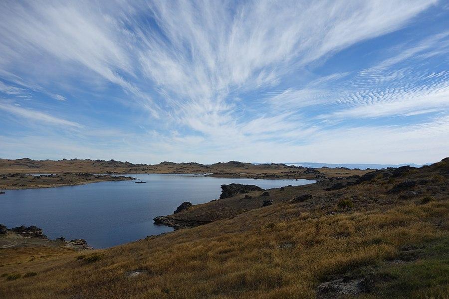 Poolburn Reservoir