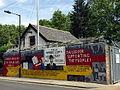 Poplar rates rebellion mural, Hale Street - geograph.org.uk - 866099.jpg