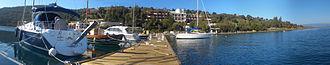 Marinas in Turkey - Port Atami in Cennet Koyu (Paradise Bay), Bodrum, Turkey.