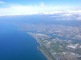 苫小牧市 - Wikipedia