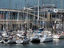 Boulogne sur mer wikip dia - Port de plaisance de boulogne sur mer ...