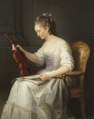 Portait of a violinist (Anne Vallayer-Coster) - Nationalmuseum - 177753.tif