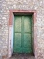 Portale laterale, chiesa di Polverara.jpg
