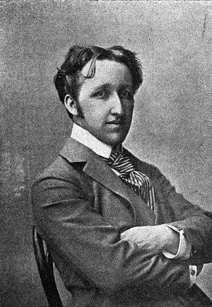 Siegfried Wagner - Siegfried Wagner in 1896