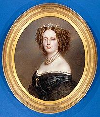 Portrait of Sophie van Wurtemberg (1818-1877)