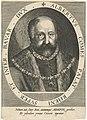 Portret van Albrecht V, hertog van Beieren Atrium Heroicum (serietitel), RP-P-1907-2622.jpg