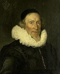 Portrait of Jacob Gerritsz van der Mij (1559/60-1635?)