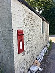 Post box near Nags Heads Lane, Great Missenden, June 2018.jpg