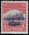 Postage Rarotonga Avarua Waterfront stamp 1p.jpg