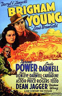 <i>Brigham Young</i> (film) 1940 film