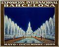 Poster for the International Exhibition Barcelona, 1929 Wellcome V0050580.jpg