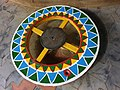 Potter's wheel.Pragati resorts 02.jpg