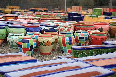 Pottery Exhibit