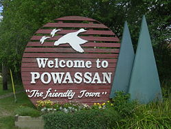 Powassan welcome sign.jpeg