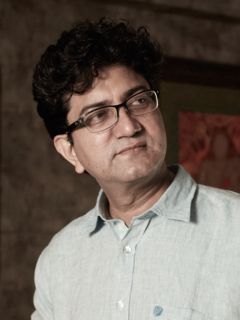 Prasoon Joshi Indian lyricist, screenwriter and advertising copywriter