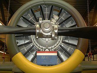 Pratt & Whitney R-1340 Wasp - Image: Pratt & Whitney R 1340