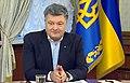 President Petro Poroshenko, September 21, 2014.jpg