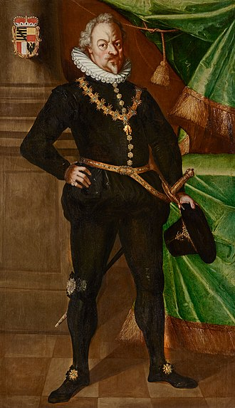Karl I, Prince of Liechtenstein - Image: Prince Karl I of Liechtenstein