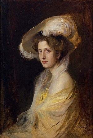 Louise Mountbatten - Louise in 1907