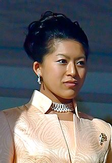 Princess Tsuguko cropped 3 The New Year Greeting 2011 at the Tokyo Imperial Palace.jpg