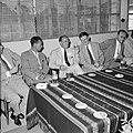 Prins Bernhard in de Surinaamse Brouwerij N.V. te Paramaribo ter gelegenheid van, Bestanddeelnr 252-4315.jpg