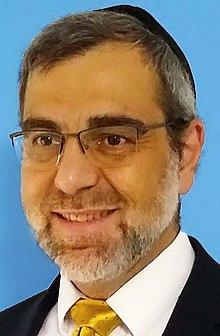 Prof. Gilbert Daniel Nessim, Universität Bar-Ilan - (Oktober 2020).jpg